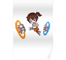 Chell Poster