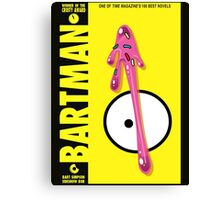 BARTMAN Canvas Print
