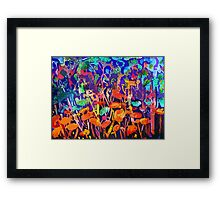 Forest of Dreams Framed Print
