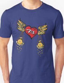 T-Shirt 73/85 (Finance) by Steve Farkas T-Shirt