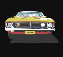 Ford Falcon Tshirt Kids Tee