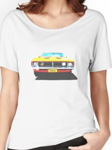 Ford Falcon Tshirt Women's Relaxed Fit T-Shirt