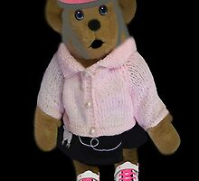 "。◕‿◕。 ""WHAT"" YOU DIDN'T KNOW TEDDY BEARS CAN ROLLER SKATE WELL YOUR LOOKIN AT ONE!!..PILLOWS,TOTE BAG,PICTURE,BOOKS,CARDS,。◕‿◕。  by ✿✿ Bonita ✿✿ ђєℓℓσ"