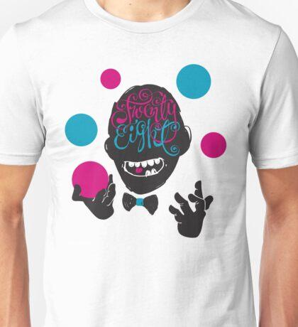 T-Shirt 28/85 (Workplace) by DEBASER Unisex T-Shirt