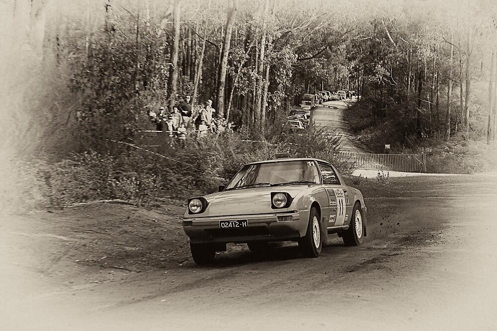 Rally Mazda by photograham