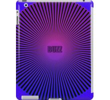 Purple Buzz iPad Case/Skin