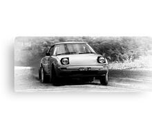 Rally Mazda Canvas Print