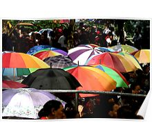under the sun. mcleod ganj, india Poster