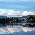 Mirror Lake-1 by barkeypf