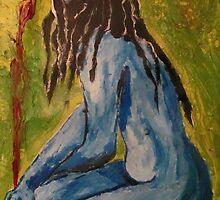 Blue Vampire by Ashley Huston
