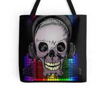 Skull, Guitars and Rock and Roll! Tote Bag