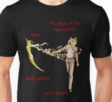 Doge of the New World Unisex T-Shirt