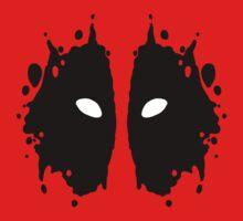 Deadpool Rorschach Test by Rennis05