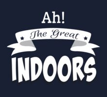 Ah! The Great Indoors! Kids Clothes