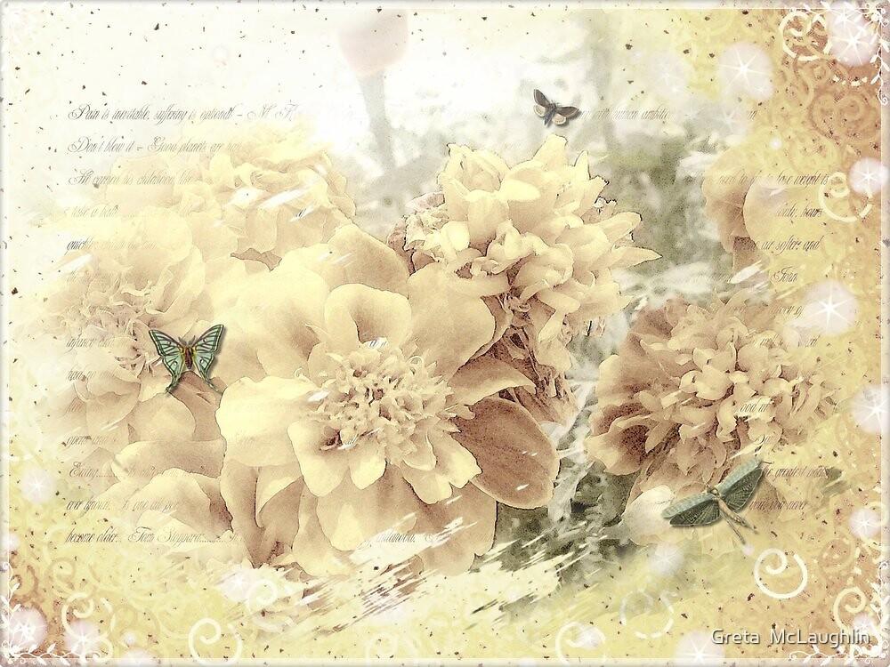Whiter Shade of Pale by Greta  McLaughlin