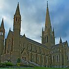 Sacred Heart Cathedral - Bendigo by Mike Doran