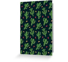 Cactus Fiesta Greeting Card