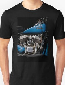 1948 Indian Chief engine Unisex T-Shirt