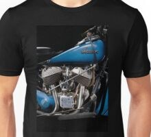 1948 Indian Chief engine Unisex T-Shirt