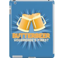 Butterbeer - Harry Potter iPad Case/Skin