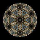 The Greylander Mandala Tapestries II by owlspook