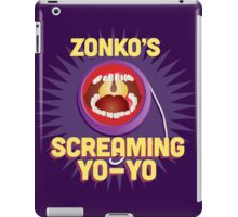 Screaming Yo-Yo - Harry Potter iPad Case/Skin