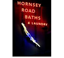 Hornsey Road Baths & Laundry  Photographic Print