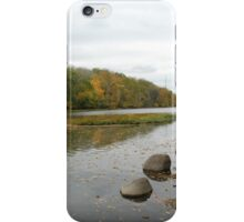 Autumn River iPhone Case/Skin