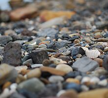 Coastal Pebbles by TMphotography