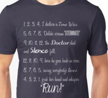 Doctor's Rhymes Unisex T-Shirt