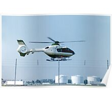 Eurocopter EC135T1 Poster