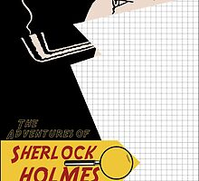 The adventures of sherlock holmes by mkey