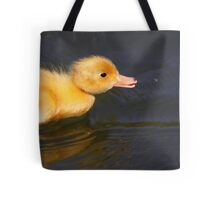 Hunt On A Fly Tote Bag