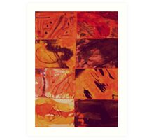 Abstract Expression 9. Art Print