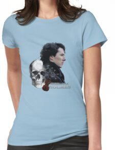 Consulting Detective Womens Fitted T-Shirt
