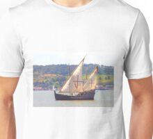 """Vera Cruz"" the Discoveries ship Unisex T-Shirt"
