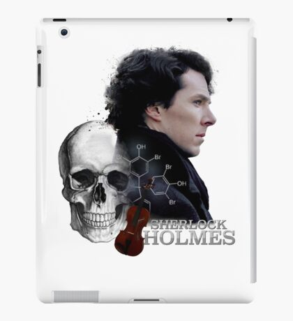Consulting Detective iPad Case/Skin