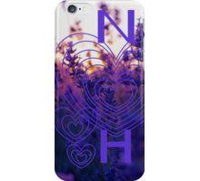 Nicoles Lavender#5 iPhone Case/Skin