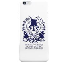 Grey Warden Insignia iPhone Case/Skin