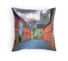 The Church - Farnham  Throw Pillow