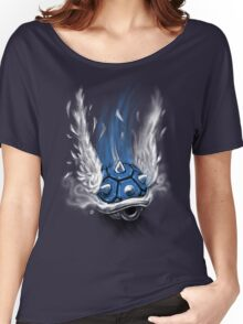 Blue Shell Attack Women's Relaxed Fit T-Shirt