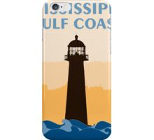 Gulf Coast - Mississippi. iPhone Case/Skin