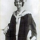 Music graduate, circa 1925 by Julie Sleeman