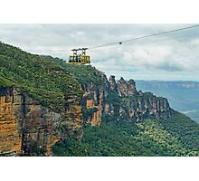 Blue Mountains Crossing Photographic Print
