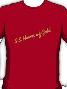 S.S. Heart of Gold T-Shirt