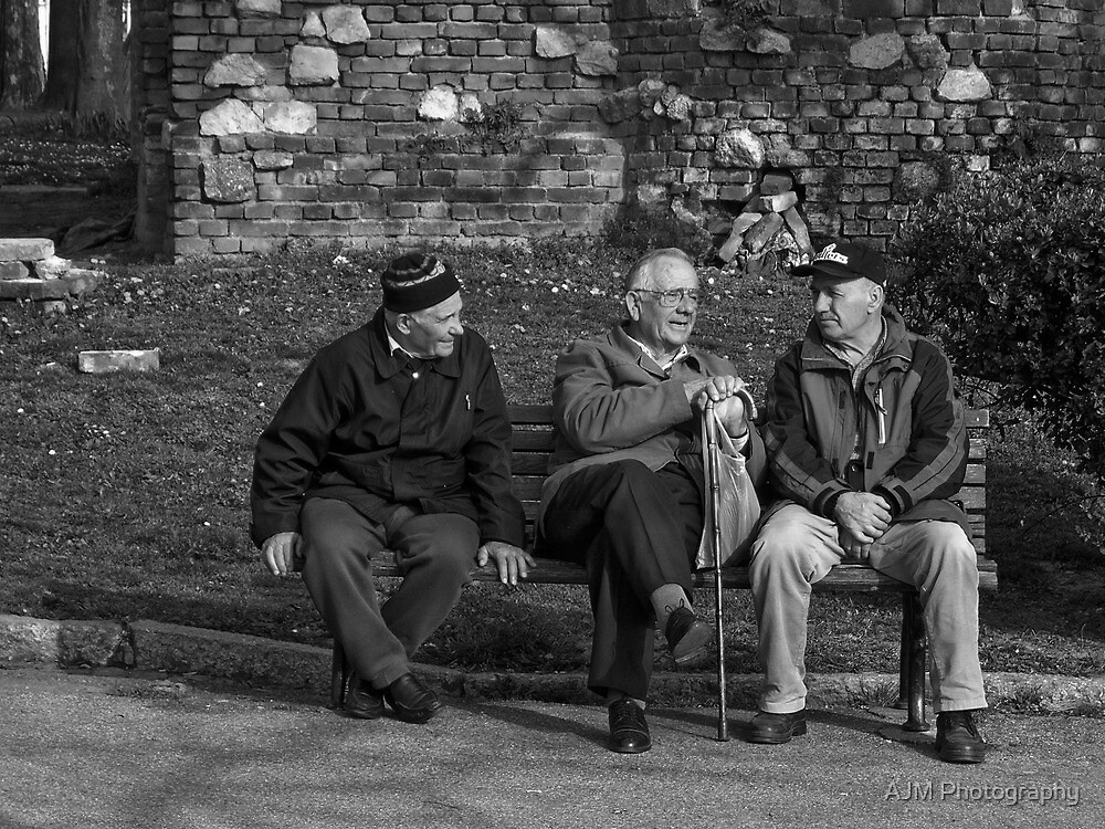 The Three Of Us by AJM Photography
