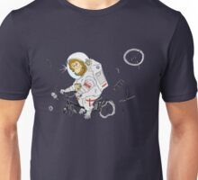 Space Monkey and Solex Unisex T-Shirt