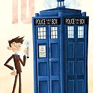 The Tenth Doctor by Jeff Crowther