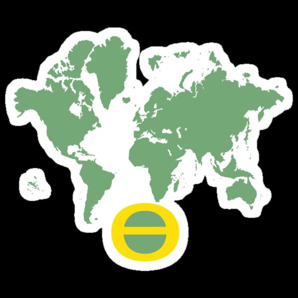 one world earthday by redboy