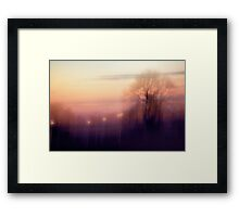 Illusions of Reality Framed Print